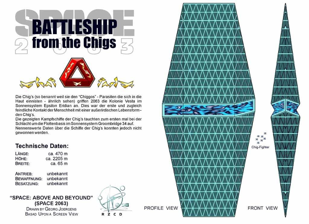 Chig Major Capital Ships
