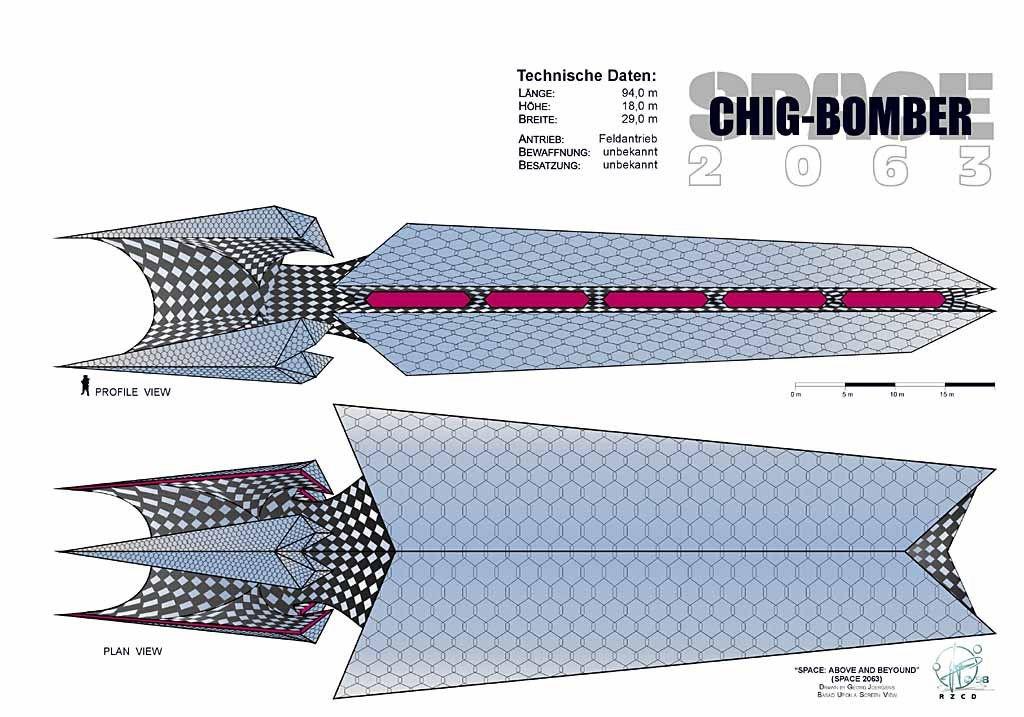 Chig U-450 Bomber